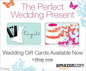 Wedding Gift promo code