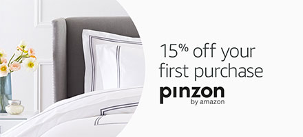 promo code on first purchase Pinzon