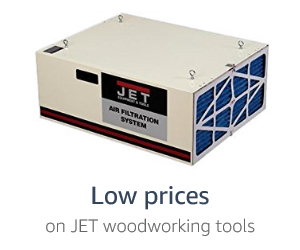 Low prices on JET woodworking tools