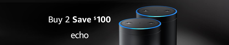 Echo Buy 2 Save 0