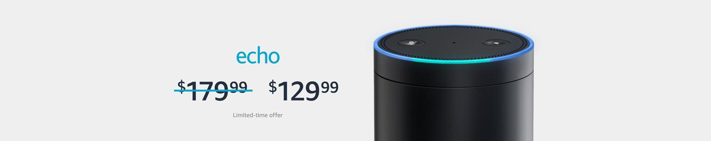 Amazon Echo 9.99 on June 26, 2017